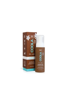 Coola Sunless tan - Express Sculpting mousse 207ml