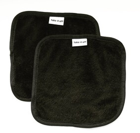 TAKE IT OFF make up remover towels (2x Travel size)