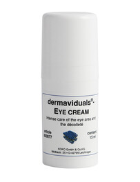 Dermaviduals Eye Cream 15ml