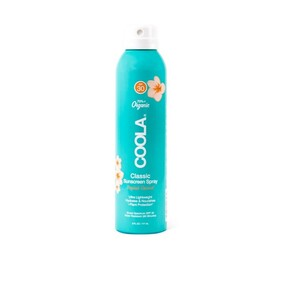 Coola Sunscreen spray SPF 30 TROPICAL COCONUT