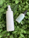 LILLI Cream cleanser + Super Food face oil